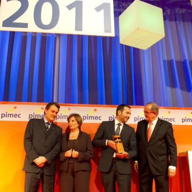 Premis Pimes 2011