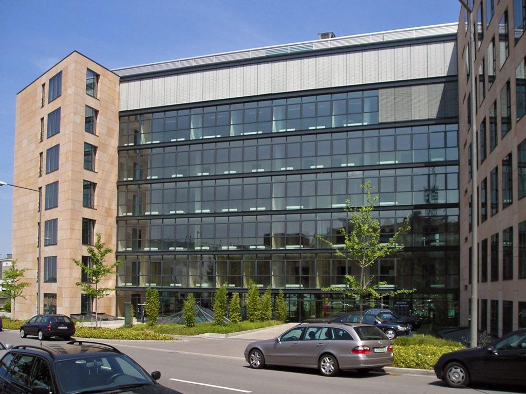 Sede central de SANJO en Alemania