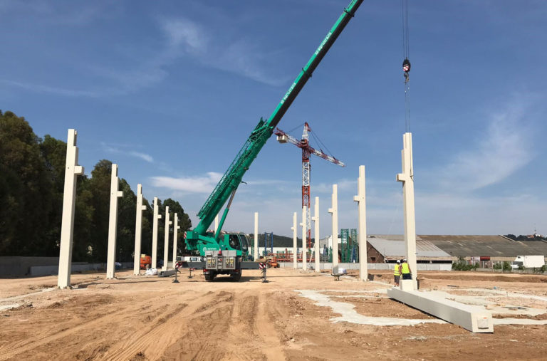New Heat Treatment Plant