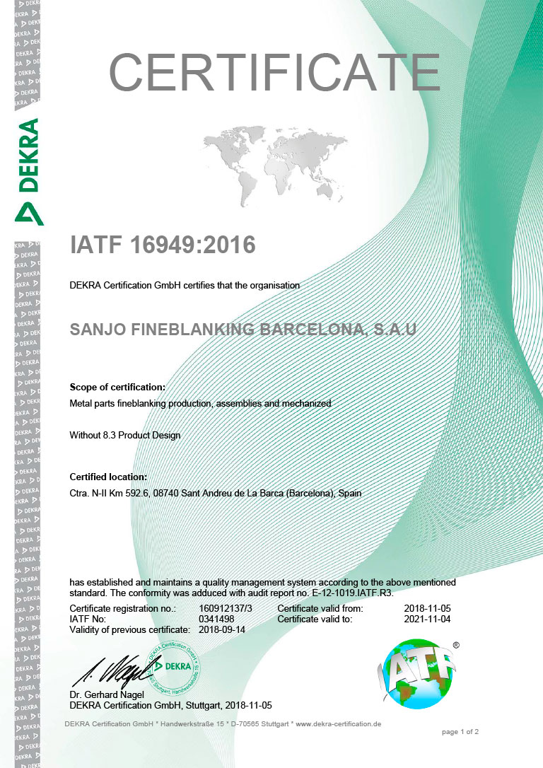 SANJO-2018-IATF-16949-certificate