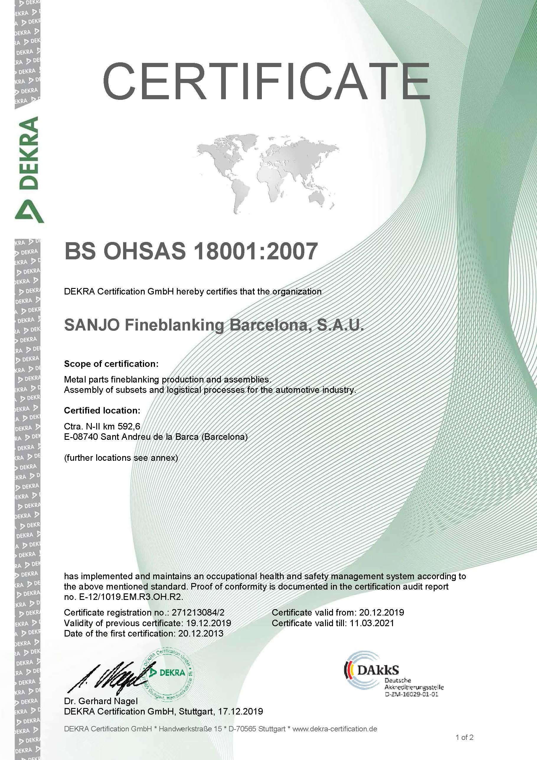 OHSAS 18001 SANJO_Página_1